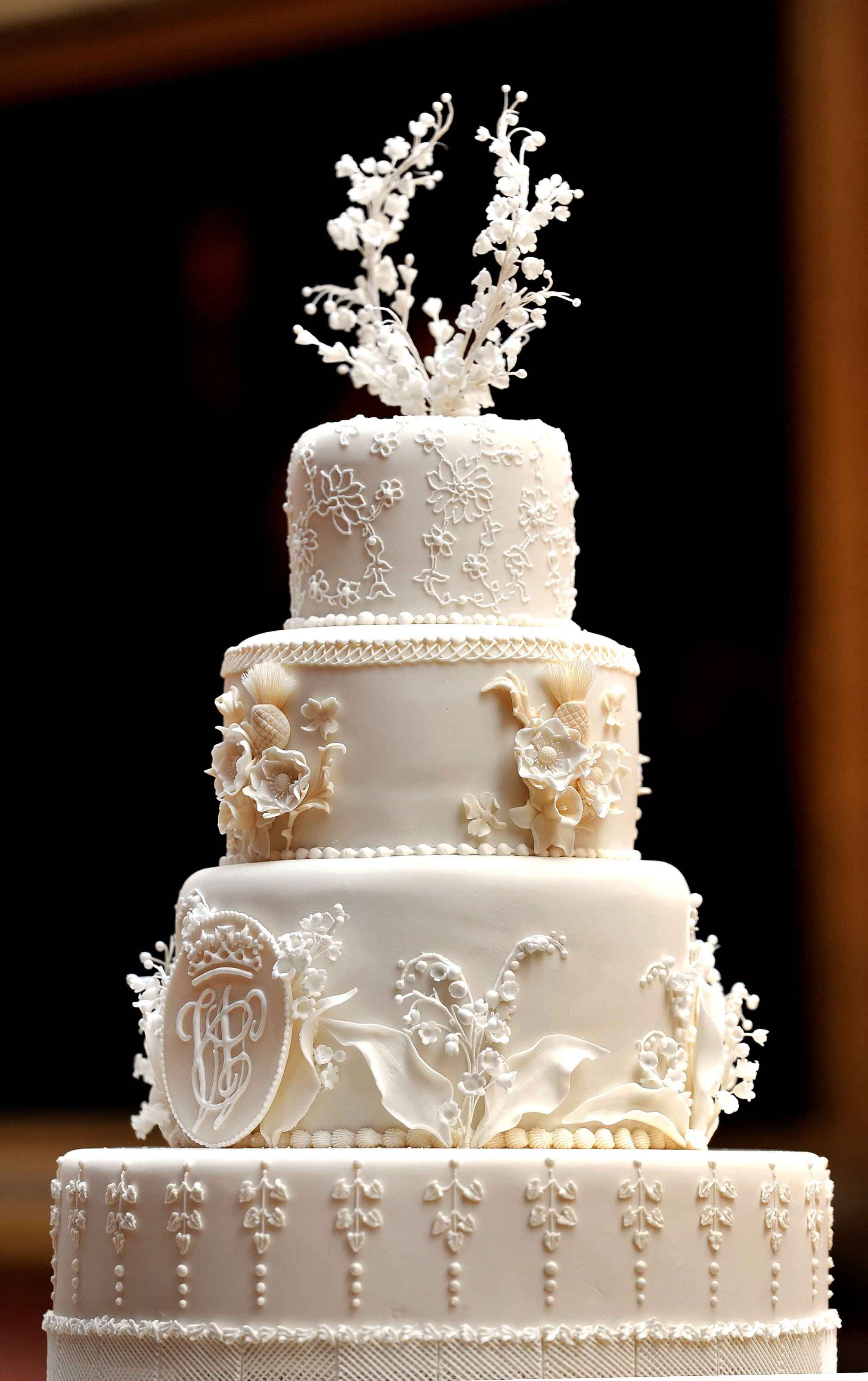 The most expensive wedding cakes … ever