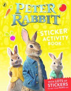 Peter Rabbit the Movie - Sticker Activity Book 9780241330401
